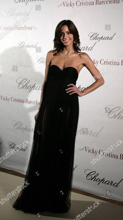 Editorial image of 61st Cannes Film Festival - Chopard Host Afterparty For 'Vicky Cristina Barcelona' at 3.14 Beach Club - 17 May 2008