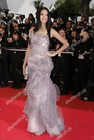 61st Cannes Film Festival - Red Carpet Arrivals For 'The Palermo Shooting' Zhang Zilin