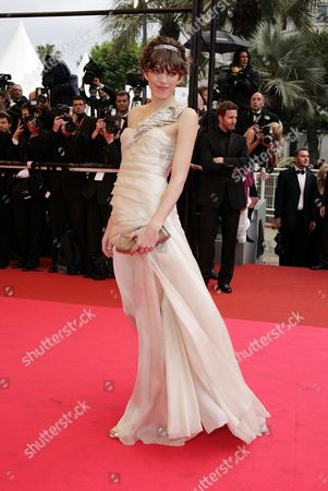 Editorial picture of 61st Cannes Film Festival - Red Carpet Arrivals For 'The Palermo Shooting' - 24 May 2008