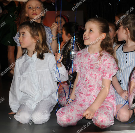 6th Goldilocks Fashion Show Presented by Chelsea Ballet Schools in Aid of Kids Company in the Ballroom the Dorchester Hotel Eloise Taylor and Margarita Armstrong-jones Strict Embargo - No Magazine Use Withput Permission Please Telephone Joanne 0797 0698 303 For Use
