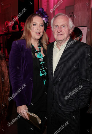 A Celebration Gala Evening 'Shakespeare's Women' at the Almeida Theatre Katrine Boorman with Her Father John Boorman
