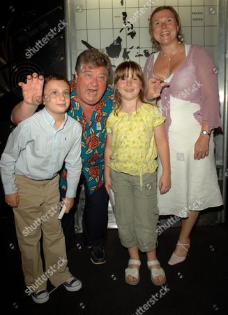 Editorial photo of After Party For the World Premiere of 'Stormbreaker' at the Hippodrome - 17 Jul 2006