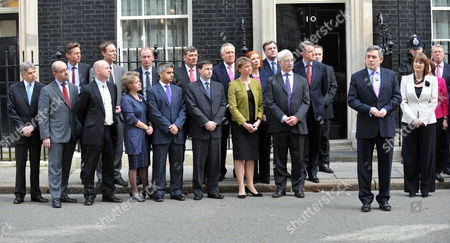 Editorial image of Announcement of the Date of the General Election in Downing Street - 06 Apr 2010