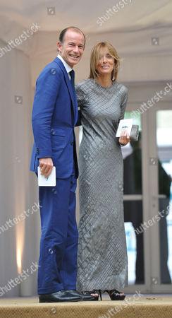 Ark 2012 Dinner at Kensington Gardens Hrh Prince Kyril of Bulgaria and Hrh Princess Rosario of Bulgaria