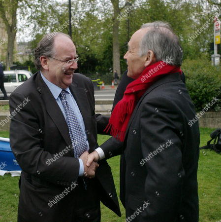 Around Abingdon Green Westminster Richard Faulkner Baron Faulkner of Worcester Talks to Alastair Stewart
