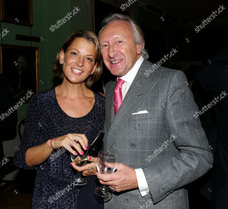 Book Launch Party For 'The Queen Must Die Chronicles of the Tempus' at the Foundling Museum Brunswick Square Tania Foster-brown and Harold Tillman