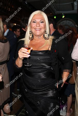 Book Launch Party For 'Things Your Mother Never Told You' at Daunt Books Marylebone Vanessa Feltz