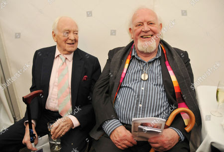 Celebration of Life at Southwark Cathedral Tony Britton and Joss Ackland