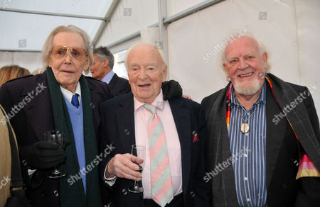 Celebration of Life at Southwark Cathedral Peter O'toole Tony Britton & Joss Ackland
