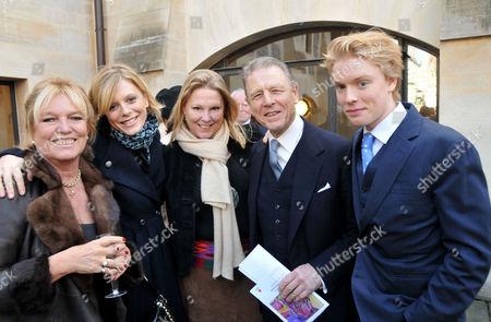 Editorial image of Celebration of the Life of Sir John Mortimer at Southwark Cathedral - 17 Nov 2009