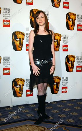 Editorial image of Children's Bafta Awards at the Park Lane Hilton - Press Room