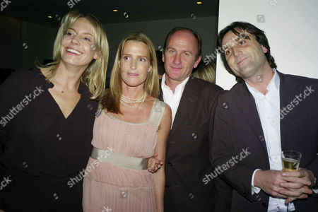 Crabtree & Evelyn's Launch Party For India Hicks New Range 'Island Living' at the Hempel Hotel Bayswater Wendy Knatchbull India Hicks David Flint-wood and Philip Knatchbull