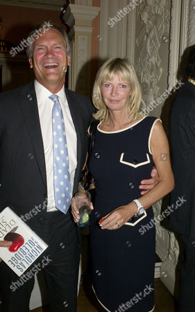 Deadly Sins Book Launch at the English Speaking Union Mayfair London Charles and Pandora Delevigne