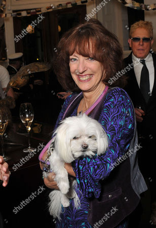 Dogs in Vogue Book Launch at James Purdey & Sons South Audley Street Mayfair London Bel Mooney & Bonny