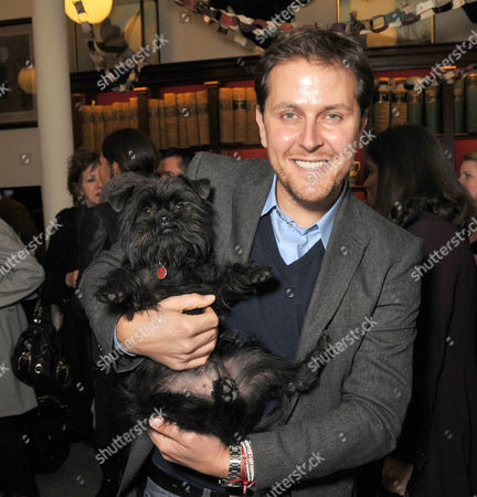 Dogs in Vogue Book Launch at James Purdey & Sons South Audley Street Mayfair London Tom Konig-oppenheimer & Arthur