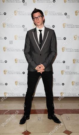 Ea British Academy Children's Awards at the Hilton Park Lane Gary Go