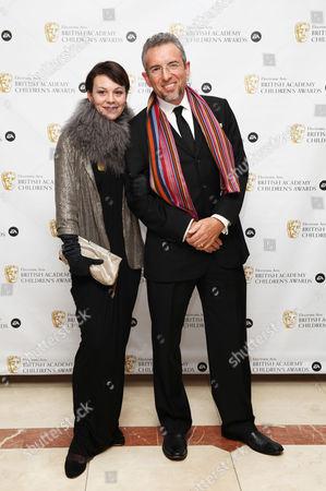 Editorial image of Ea British Academy Children's Awards at the Hilton, Park Lane - 29 Nov 2009