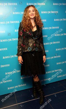 Gala Premiere For 'Across the Universe' at the Apollo Westend Dana Fuchs