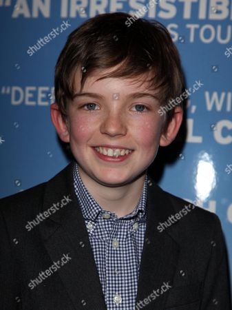 Stock Picture of Gala Premiere of 'Is Anybody There' at the Curzon Mayfair Ben Milner