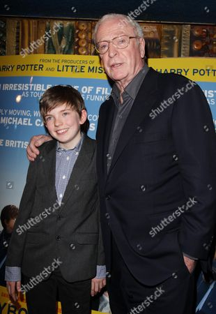 Editorial picture of Gala Premiere of 'Is Anybody There' at the Curzon Mayfair - 29 Apr 2009