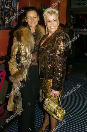 Gala Screening of '27 Dresses' Gala Screening at the Apollo Cinema Lower Regent Stre Cindy Lass and Lisa Voice