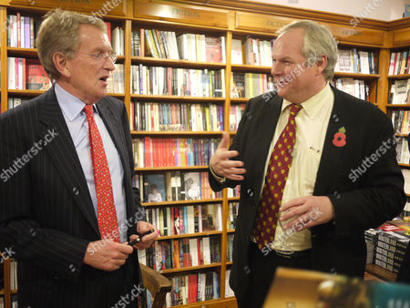 Getting Our Way - an Insider's Account of International Diplomacy -Êbook Launch at Daunt's Books Fulham Broadway London the Books Author Sir Christopher Meyer & Adam Bolton