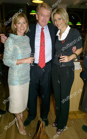 Getting Our Way - an Insider's Account of International Diplomacy -Êbook Launch at Daunt's Books Fulham Broadway London Andrea Catherwood the Books Author Sir Christopher Meyer & Emily Maitlis