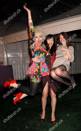 Glamour Women of the Year Awards 2008 Berkeley Square Lyndell Mansfield Daisy Lowe and Sarah Lean