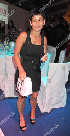 Glamour Women of the Year Awards Party at Berkeley Square Gardens Cheryl Cole's Mother Joan Callaghan