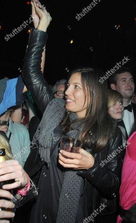 Ica Fund Raising Gala at Koko Camden Amanda Shepherd ( Bryan Ferrys Girlfriend)