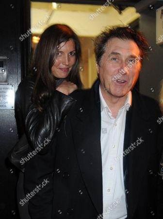 Ica Fund Raising Gala at Koko Camden Amanda Shepherd with Her Boyfriend Bryan Ferry