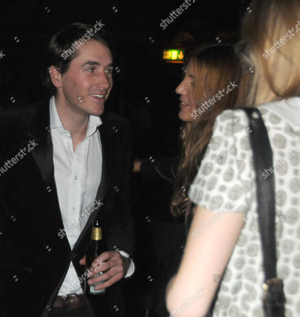 Ica Fund Raising Gala at Koko Camden Otia Ferry & Amanda Shepherd ( Bryan Ferrys Girlfriend)