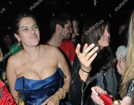 Ica Fund Raising Gala at Koko Camden Tracey Emin & Amanda Shepherd ( Bryan Ferrys Girlfriend)