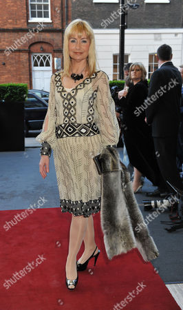 The Daily Mail Inspirational Woman of the Year Awards Gala Dinner at the Marriott Hotel Grosvenor Square London Lisa Rogers