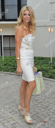 Jackie St Clair and Simon Cowell Joint 50th Birthday Party at Her Home in Holland Park London Dani Behr