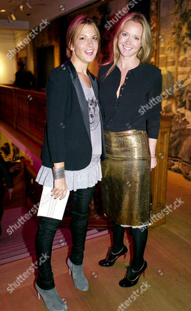 Krug Mind Share Auction at Christies King Street St James London Tania Foster Brown and Kate Reardon