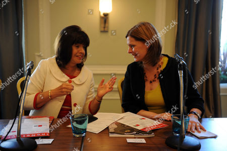Labour Party Conference at Manchester Central Sunday Barbara Follett & Sarah Brown