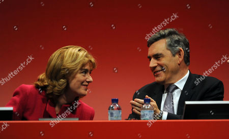 Editorial picture of Labour Party Conference - 24 Sep 2008