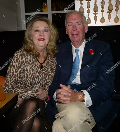 Book Launch Party For 'Redeeming Features' at Aqua Nueva 240 Regent Street Kathleen Ford and Lord Hesketh