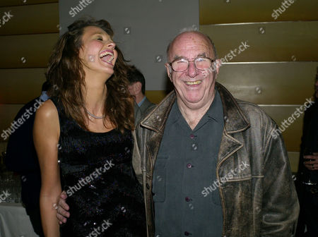Launch Party For the Book 'Restricted View' by Olivia Cole at Sketch Conduit Street Olivia Cole and Clive James