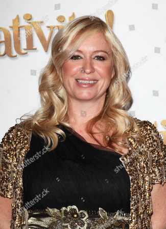 London Gala Premiere of 'Nativity!' at the Barbican Debbie Isitt