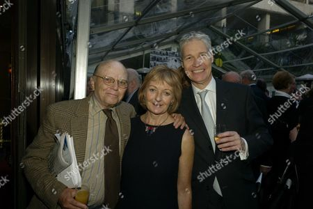 Jack Martin & Lady Camilla Dempster with Richard Kay