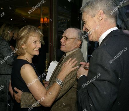 Lady Camilla Dempster with Jack Martin & Richard Kay