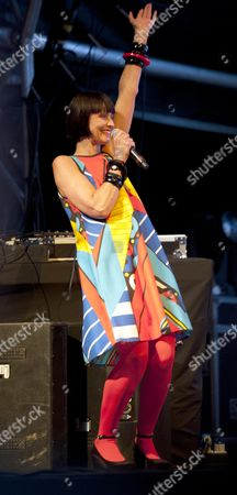 Editorial photo of Music Vintage at Goodwood Festival - 13 Aug 2010