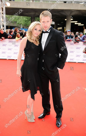 National Movie Awards 2010 Arrivals at the Royal Festival Hall Nichola Burley and Richard Windsor