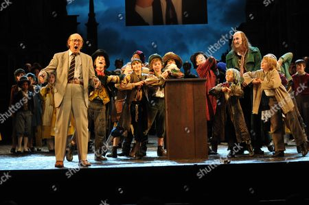 Editorial image of Oliver 50th Anniversary of the First Stage Performance - 30 Jun 2010
