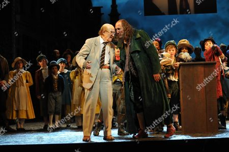 Editorial photo of Oliver 50th Anniversary of the First Stage Performance - 30 Jun 2010