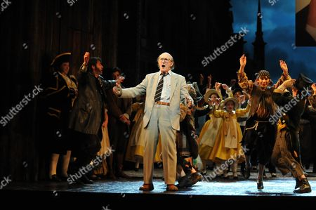 Editorial picture of Oliver 50th Anniversary of the First Stage Performance - 30 Jun 2010