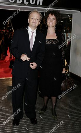 Editorial picture of Opening Night Gala of the 52nd London Film Festival' with the 'Frost Nixon' at the Odeon Leicester Square - 15 Oct 2008