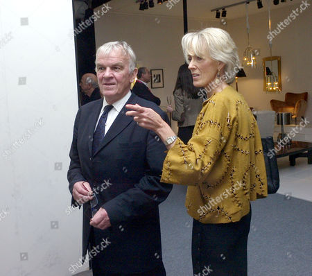 Pavillion of Art and Design London Preview Party Berkeley Square London Lord Matthew Evans Joanna Trollope